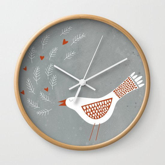 La la la Wall Clock