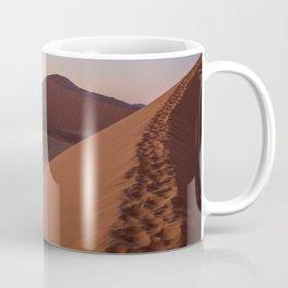 Dune 45 at Sunrise Coffee Mug
