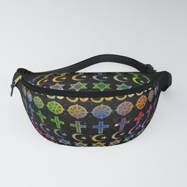 WE ARE ONE Fanny Pack