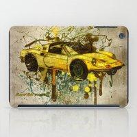 ferrari iPad Cases featuring Ferrari by Svetlana Sewell