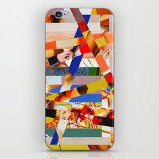 Jacqueline (stripes 7) iPhone & iPod Skin