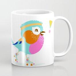 Lilac Roller Coffee Mug