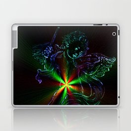 We Wish you a Merry Chistmas Laptop & iPad Skin