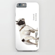 French Bulldog A050 iPhone 6 Slim Case