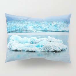 Icy Tranquility Pillow Sham