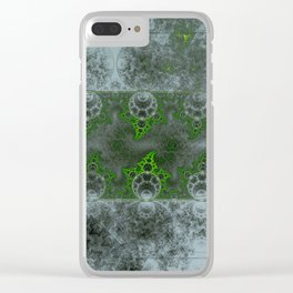 Occult Sciences Clear iPhone Case