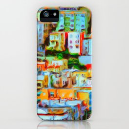 San Francisco Hilltop iPhone Case