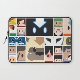 The Four Nations Laptop Sleeve