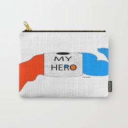 """"""" TP Hero """" Carry-All Pouch"""