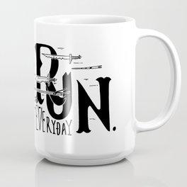 Run Mug
