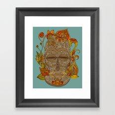 Spirit of Africa Framed Art Print