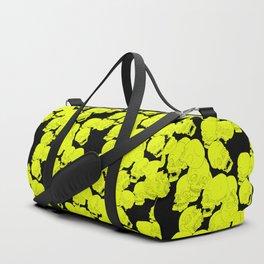 Neon Skulls Duffle Bag