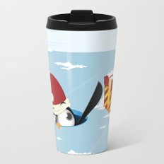 Smart penguin Travel Mug