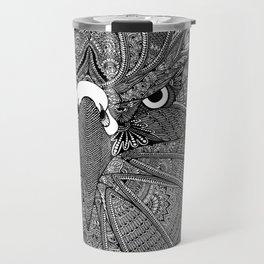 GinaMirandArt-Eagle Totem Travel Mug