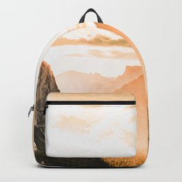 Yosemite Valley Burn - Sunrise Backpack