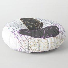 be kind rewind  Floor Pillow