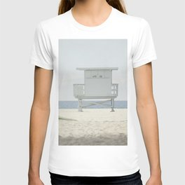 Path to the Lifeguard Stand T-shirt