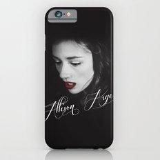 Allison Argent (Teen Wolf) iPhone 6s Slim Case