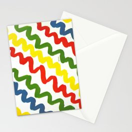 Uptown Wiggle Stationery Cards