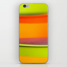 Chair Colors iPhone & iPod Skin