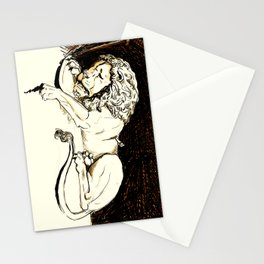 Comic Art: Brave Soul Stationery Cards