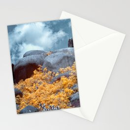 Cracked Big Rock Stationery Cards