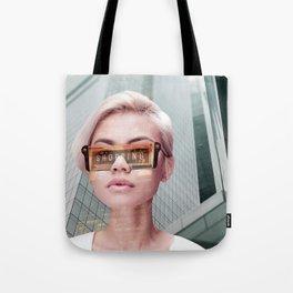 Futurischick Tote Bag
