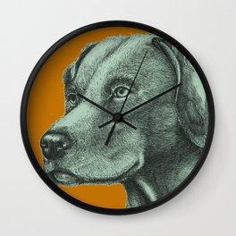 Critter Sketch Wall Clock