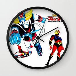 grendizer ufo Wall Clock