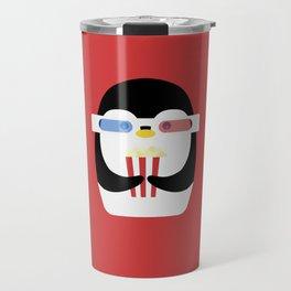 Penguin + Movie Time Travel Mug
