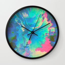 Feel Like This Wall Clock
