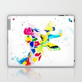 happy girafe Laptop & iPad Skin