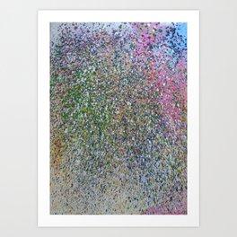 Raining Down Art Print