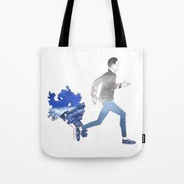 Moving art  Tote Bag