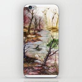 Gaze and Adapt iPhone Skin