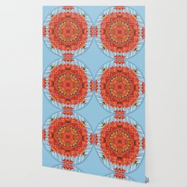 Mandala to Achieve Freedom Wallpaper