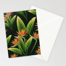 Tropical Flowers vol.4 Stationery Cards