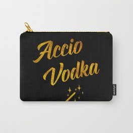 Accio Vodka Carry-All Pouch