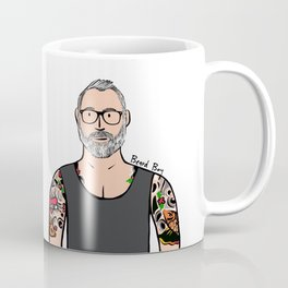 Beard Boy: Brock Coffee Mug