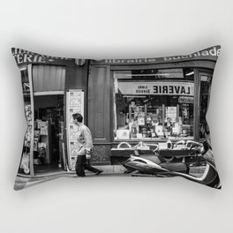 Satelis (Montmartre; Paris) Rectangular Pillow