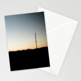 Interstate-5 II Stationery Cards