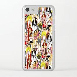 Freddie-A-Thon Clear iPhone Case