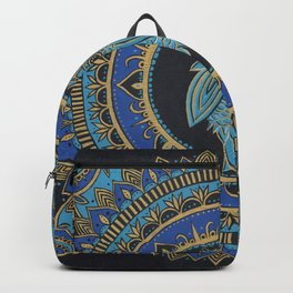 Blue Moon Owl Backpack