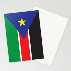 South Sudan Stationery Cards