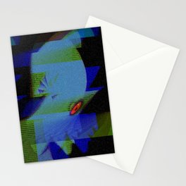 fantastic planet Stationery Cards