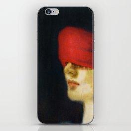 Mina iPhone Skin