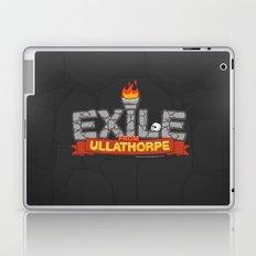 Exile From Ullathorpe - Our Logo Laptop & iPad Skin