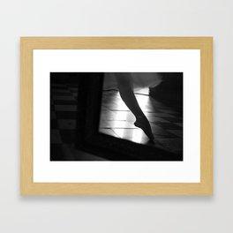 Mindfuck Ballet 02 Framed Art Print