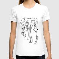 bull T-shirts featuring Bull by adventurouspebble