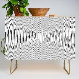 noisy pattern 03 Credenza